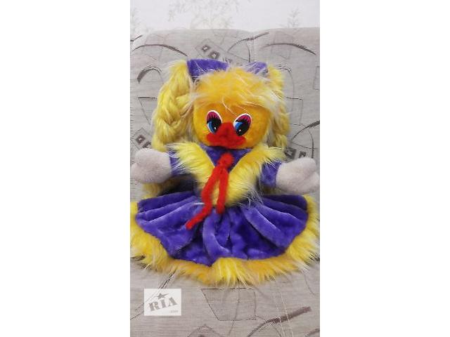 продам Мягкая игрушка уточка Поночка бу в Запорожье