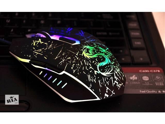 продам Мышь Игровая X5 Dragon бу в Донецке