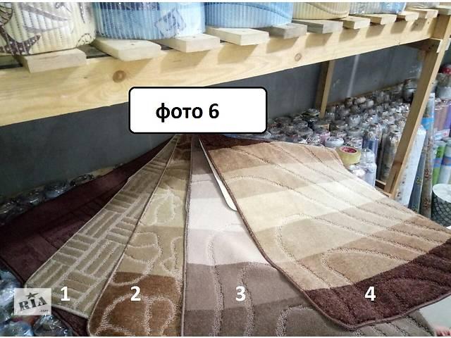 купить бу Набор коврик в ванную и туалет (комплект) в Хмельницком