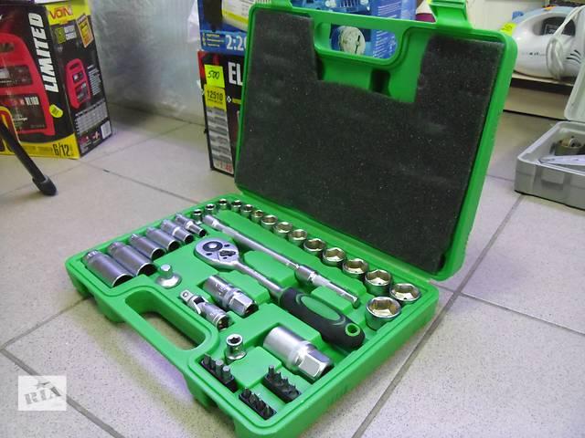 продам Набор инструментов INTERTOOL ET-6039 бу в Виннице