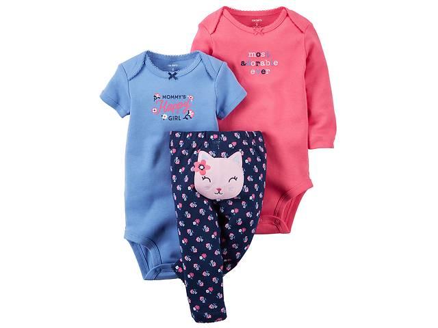 Набори Картерс для новонароджених і малюків Веселі попки Carters (США)-  объявление о продаже 0c35c099cc967