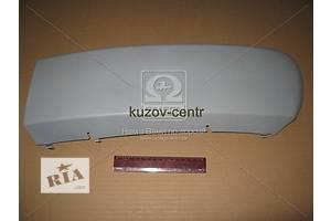 Нові накладки бампера Mitsubishi Colt
