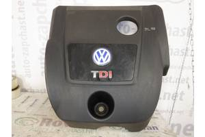 Накладка двигателя (1,8  20V) Volkswagen GOLF 4 1997-2003 (Фольксваген Гольф 4), БУ-173125