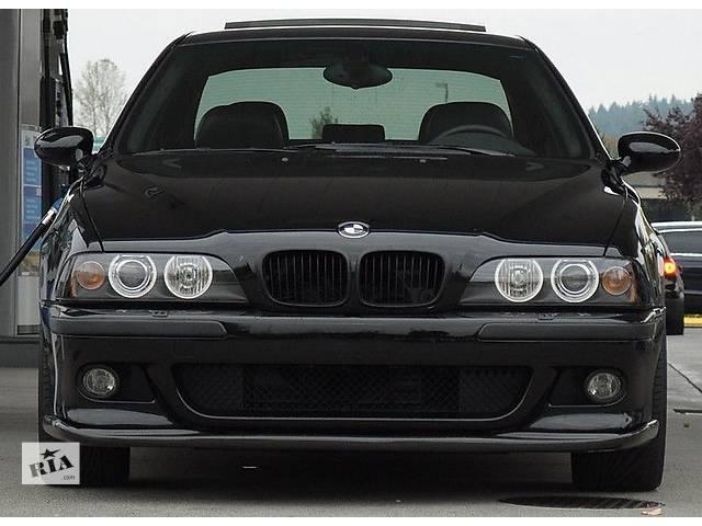 продам НАКЛАДКА ПЕРЕДНЕГО БАМПЕРА BMW 5 E39 M5 бу в Киеве