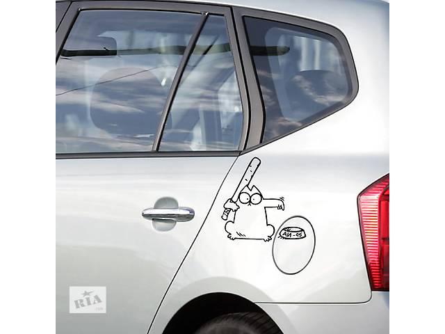 купить бу Наклейки на автомобиль  в Украине