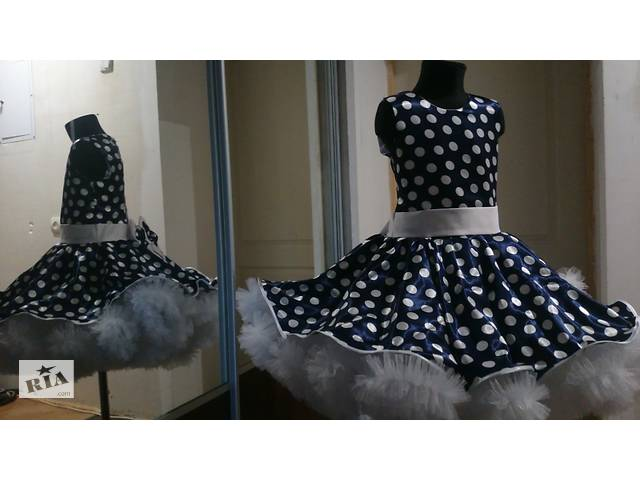 3939334e202859 Ошатне дитяче плаття святкові сніжинки Коралове на випускний ...