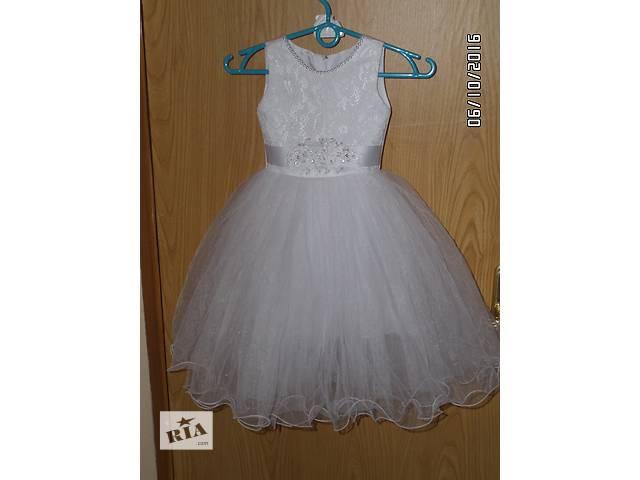 Нарядное платье 28 размер, новое, 2 модельки- объявление о продаже  в Киеве