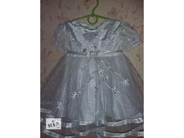 купить бу Нарядное платье на 2-3года в Киеве
