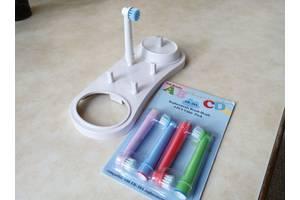Новые Насадки для зубной щетки