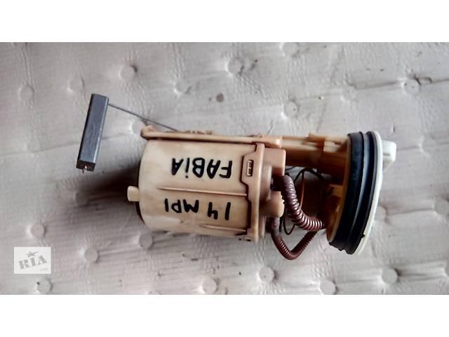 продам насос топливный (бензонасос) для Skoda Fabia 1.4mpi 6Q0919051 бу в Львове