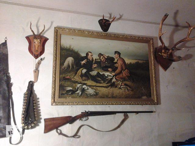 Настенное панно с охот. ружьем (ММГ), добавлено.- объявление о продаже  в Харькове