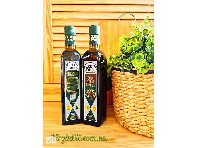 продам Настоящее оливковое масло 0,5 л. первого холодного отжима (ГРЕЦИЯ) бу в Одессе