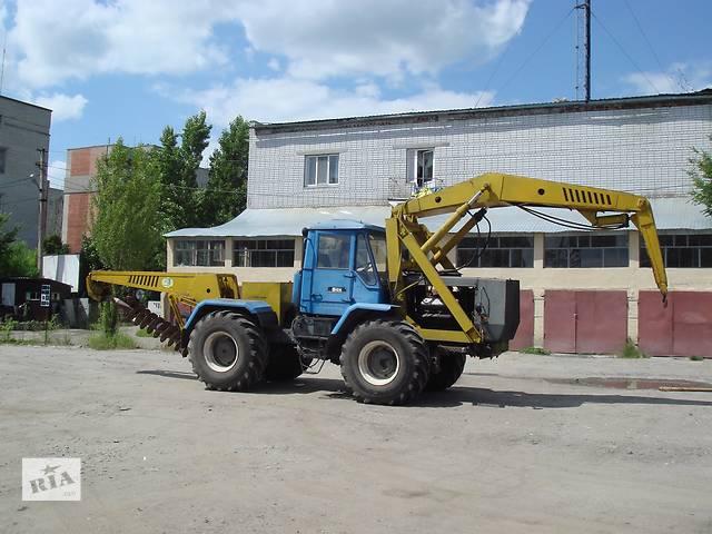 продам НАВЕСНОЕ БУРОКРАНОВОЕ ОБОРУДОВАНИЕ К ТРАКТОРУ Т-150 бу в Днепре (Днепропетровск)