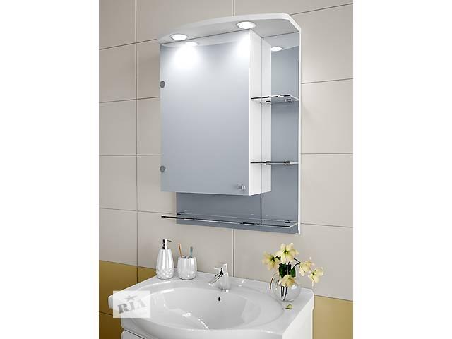 купить бу Навесной, зеркальный шкаф для ванной комнаты SZ-86 в Киеве