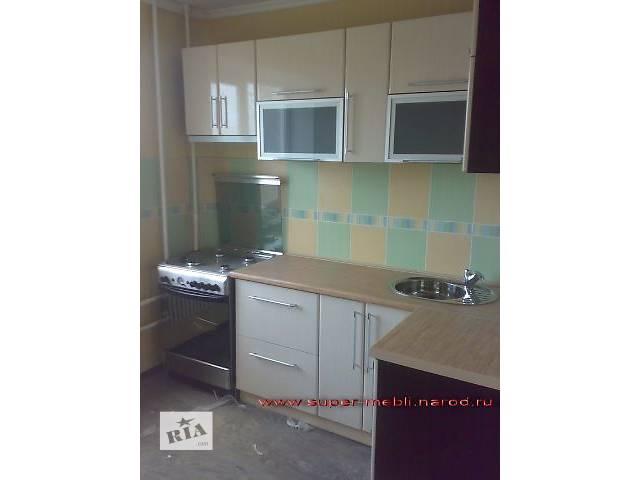 Недорогие качественные кухни на заказ от производителя- объявление о продаже  в Харькове