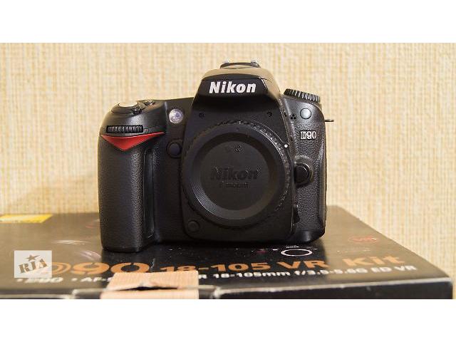 Nikon D90 body ! Состояние нового ! 6к- объявление о продаже  в Бердянске