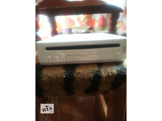 купить бу Nintendo Wii прошитая в Кривом Роге (Днепропетровской обл.)