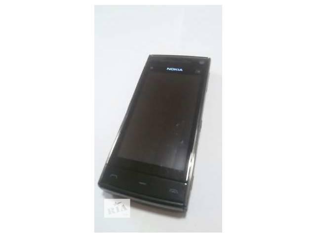 купить бу Nokia X6-00 в Днепре (Днепропетровск)