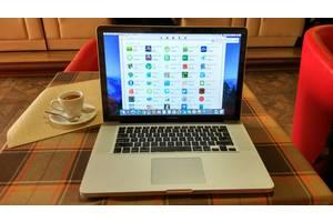 б/в Ексклюзивні моделі ноутбуків Apple Apple MacBook Pro