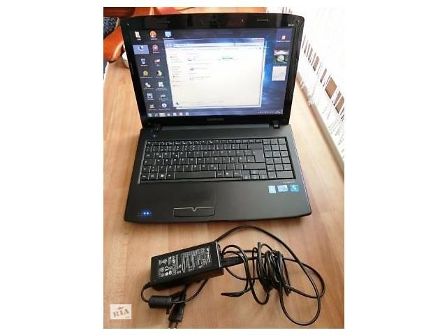 продам Немец ноутбук 15.6 Medion на i3 4ядра 640гб ж/д в/к1гб )сост. на 5 бу в Кременчуге