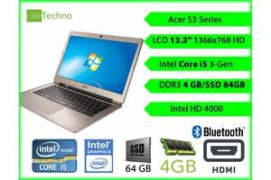 б/в Ноути для роботи та навчання Acer