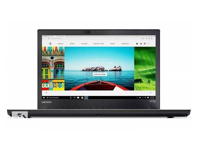 бу Ноутбук LENOVO ThinkPad T470p (20J60018RT) в Киеве