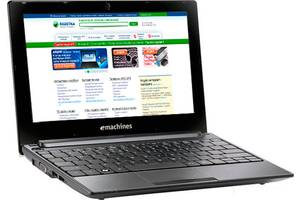 б/у Ноутбуки для простых задач eMachines