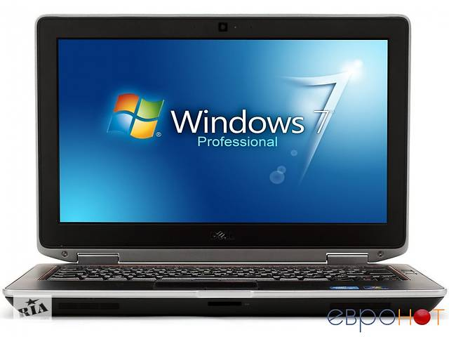 продам Ноутбук Dell Latitude E6320 (2,5 ГГц, 4096 Гб, 320 Гб, WebCam) бу в Киеве