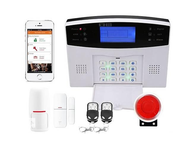 бу Новая, качественная сигнализация GSM З0А для дома, дачи, квартиры. Полная настройка бесплатно! в Черкассах