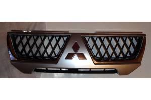 Новые Решётки радиатора Mitsubishi Pajero Sport