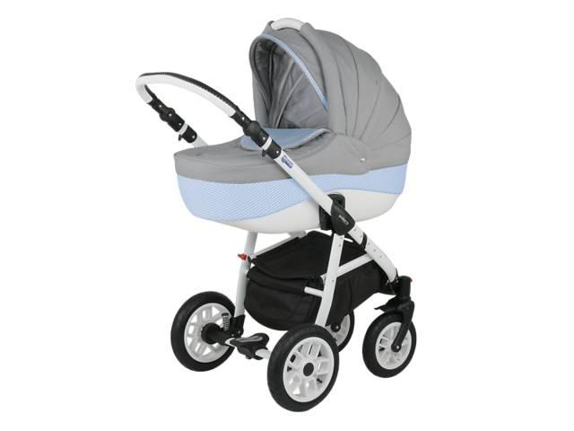купить бу Новые детские коляски Аdamex Pajero в Львове