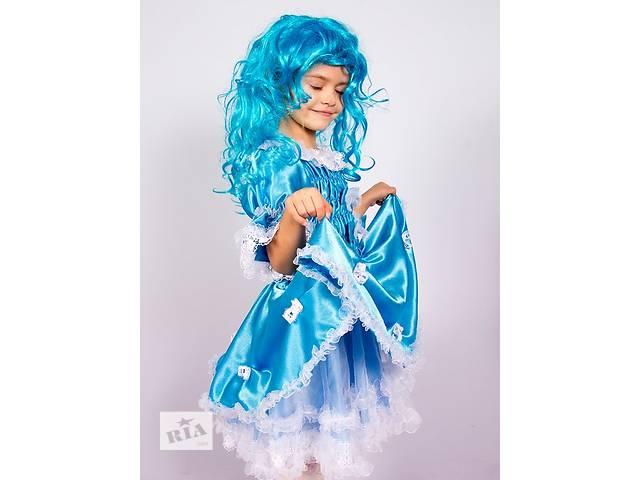 Новогодний карнавальный костюм Мальвина- объявление о продаже  в Черкассах