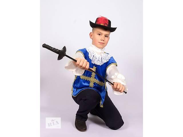 продам Новогодний карнавальный костюм Мушкетер бу в Черкассах