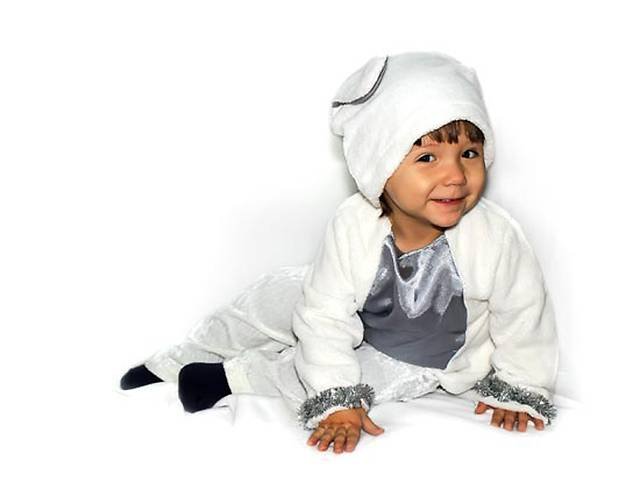 Новогодний костюм Зайки- объявление о продаже  в Черкассах