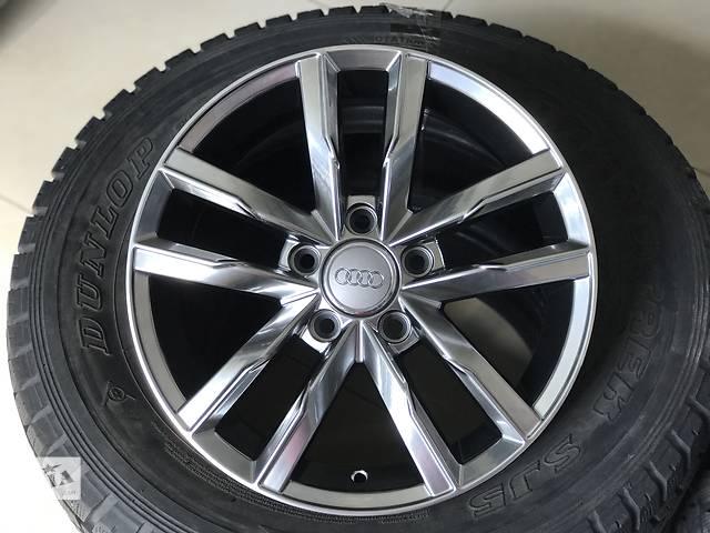 Новые R16 5x112 диски на Audi A-6 Оригинальные- объявление о продаже  в Харкові