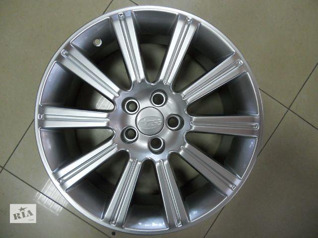 купить бу Цена за диск. Новые R17 5x100 Оригинальные литые диски Subaru  Outback, FORESTER фирменные, производство Япония в Харкові