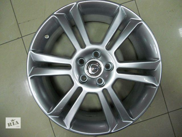 купить бу Цена за диск. Новые  R18 5x108 Оригинальные литые диски на Volvo XC60-XC90 фирменные, производство Германия в Харкові