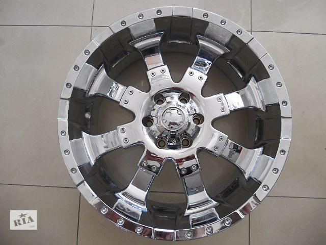 бу Новые R20 5x100\114.3 Оригинальные литые диски Velocity Motoring на TOYOTA, фирменные, производство в Харькове