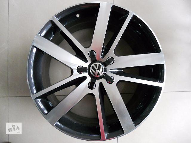 купить бу Цена за диск. Новые R20 5x130 Оригинальные литые диски Volkswagen Touareg фирменные диски Производство Германия в Харькове
