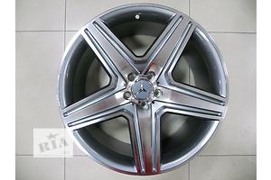 Нові диски Mercedes