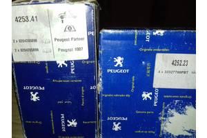 Нові Гальмівні колодки комплекти Peugeot Partner