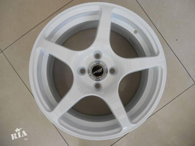 """продам Нові 15"""" 4Х98 Оригінальні литі диски на FIAT Doblo Bravo бу в Харкові"""