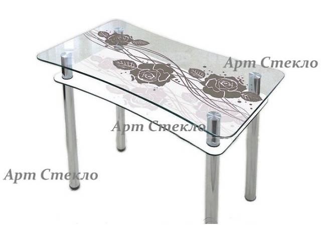бу Новые кухонные столы из стекла в Дружковке