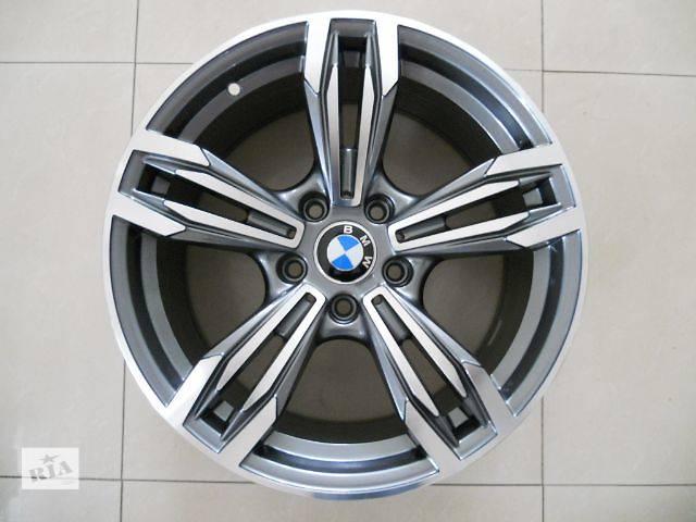 Новые R18' 5x120 Оригинальные литые диски на BMW 5-7- объявление о продаже  в Харкові