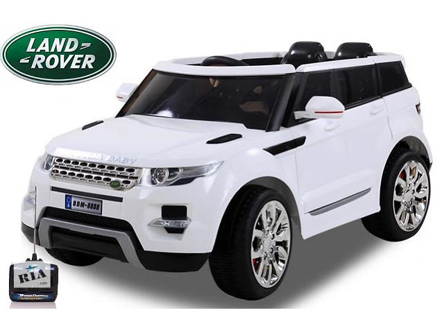 бу Новинка! Детский электромобиль Range Rover 8888: 9 км/ч, EVA - WHITE в Киеве