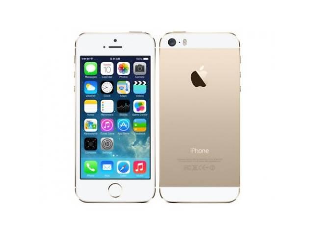 купить бу Новый Apple iPhone 5s 32Gb Gold/silver/grey от магазина с гарантией 1 год, есть наложенный платёж быстрая доставка в Киеве