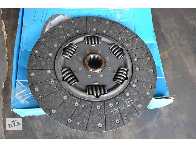 бу Новый диск сцепления для грузовика MAN TGA в Умани