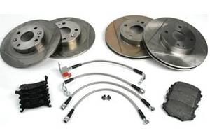 Нові Гальмівні диски Subaru