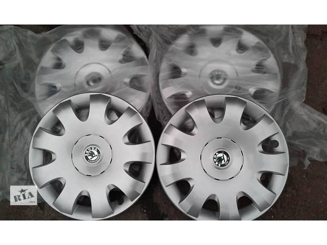 купить бу Новый колпак на диск для легкового авто Skoda Octavia A5 в Хмельницком