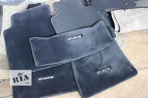 Новые Ковры салона Lexus ES